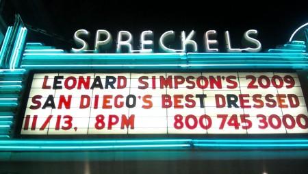 Best Dressed Awards 2009