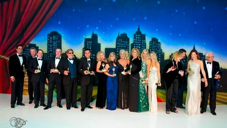 Best Dressed Awards 2012